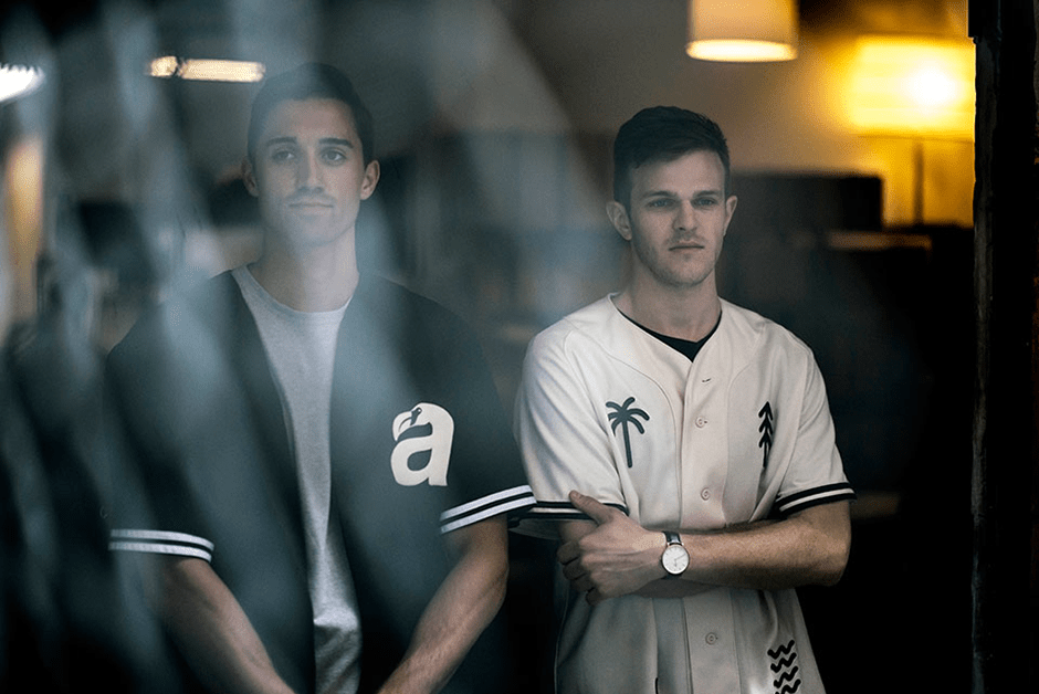 Akomplice x Ebbets Field Flannels Capsule Collection