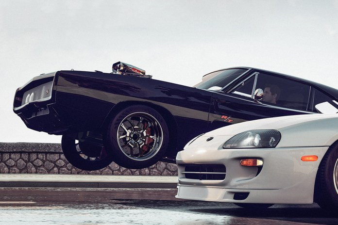 Eight Cars From 'Furious 7' Are Going to Appear as an Add-On in 'Forza Horizon 2'