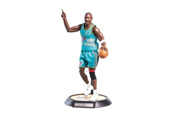 ENTERBAY Michael Jordan 1996 NBA All-Star Game 1/6 Scale Figurine