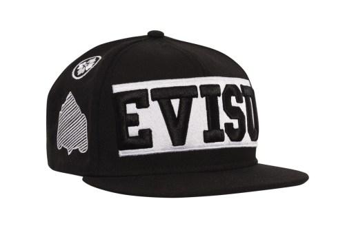 EVISU x New Era 2015 Spring/Summer Cap Collection