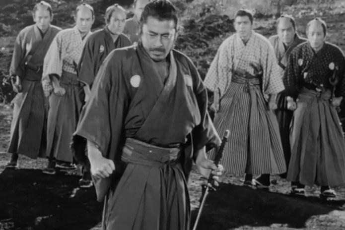 Examining Akira Kurosawa's Use of Movement
