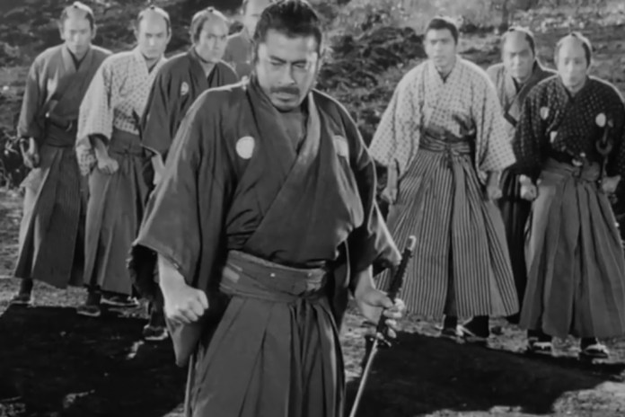 Examining Akira Kurosawa's Use of Movement