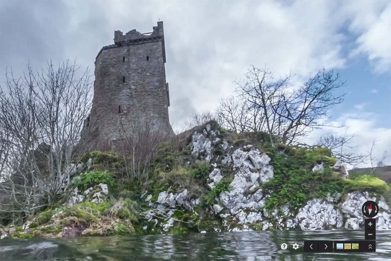 Explore Loch Ness With Google Street View
