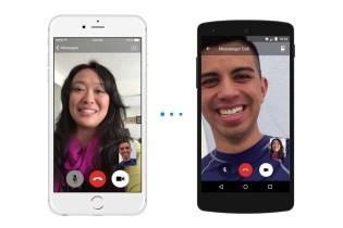 Facebook Messenger Launches Free Video Calling