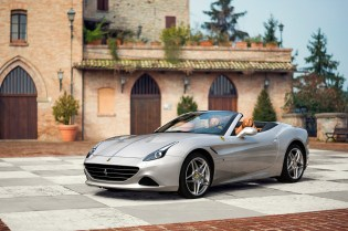 "Ferrari' ""Tailor Made"" California T"
