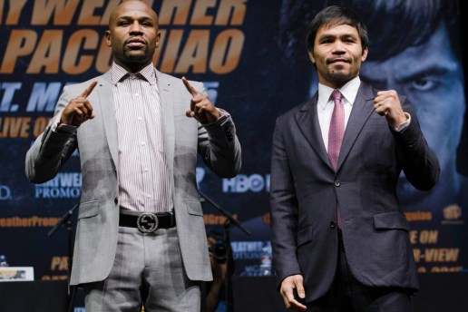 POLLS: Will You Pay $99 USD on Pay-Per-View to Watch Mayweather vs. Pacquiao?