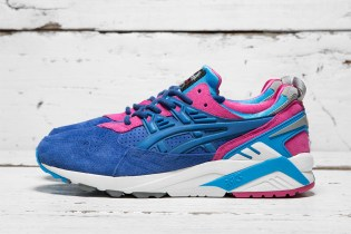 "Footpatrol x ASICS Tiger GEL-Kayano Trainer ""Storm"""