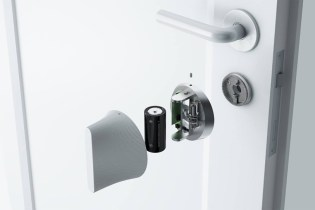 Friday Lab's Keyless Smart Lock by Bjarke Ingels Group