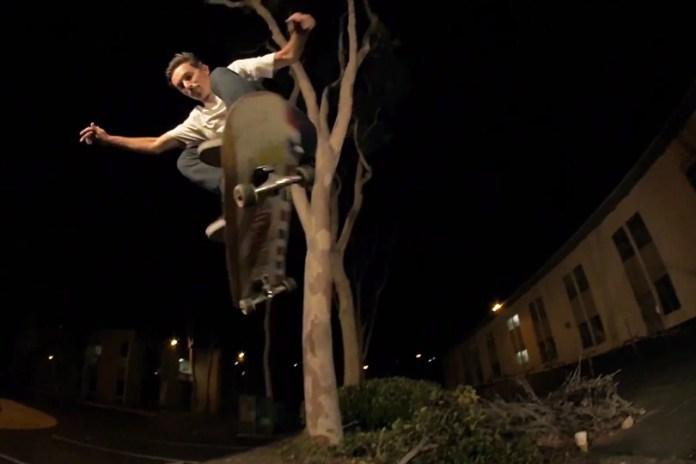 #fromwhereiskate: Ben Fisher Backside Flip Over Gap - San Diego