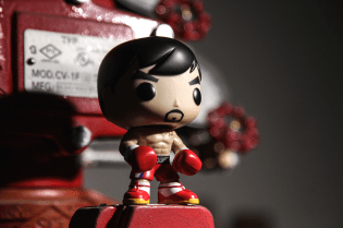 Funko Manny Pacquiao Collectible Toy