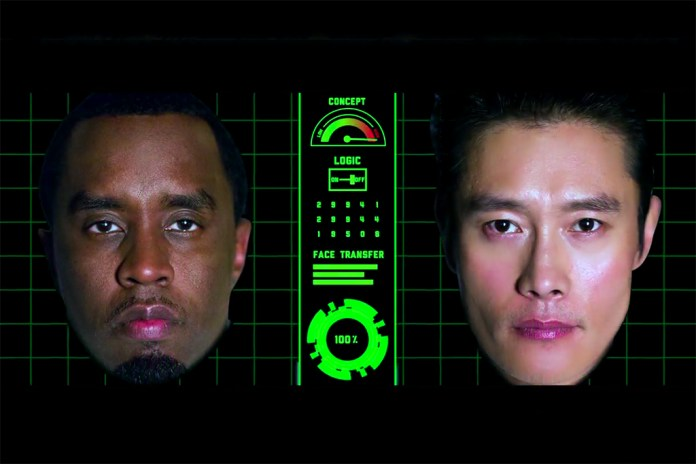 Funny or Die Presents 'Rush Hour 4 Face/Off 2' Starring Sean Combs and Byung-Hun Lee