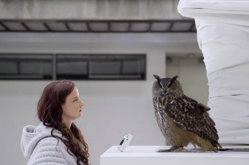 'Future Relic 03': A Short Film by Daniel Arsham Starring Juliette Lewis