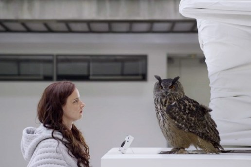 'Future Relic 03': A Short Film by Daniel Arsham Starring Juliette Lewis