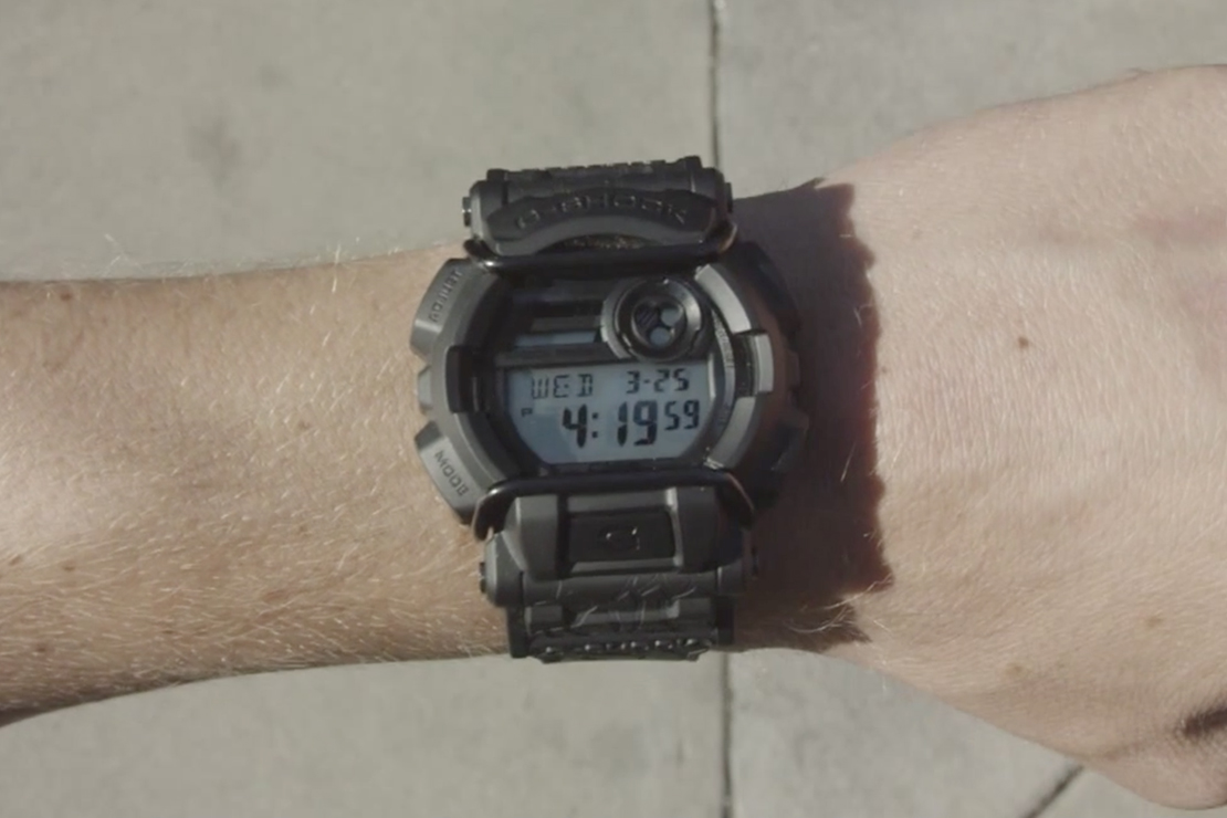 """G-Shock and HUF Launch Collaboration With Dreamy """"What"""" Short Film"""