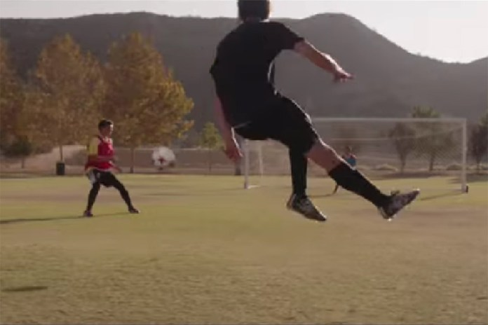 Jeremy Lin and Gareth Bale Star in the adidas Climachill: Uncontrol Yourself Spot