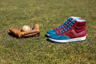 "Get Ready for Baseball Season With the UBIQ X PONY Slam Dunk Hi ""Opening Day"""