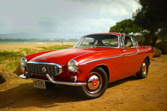 Petrolicious Profiles Bathys Hawaii Founder John Patterson's Vintage Volvo