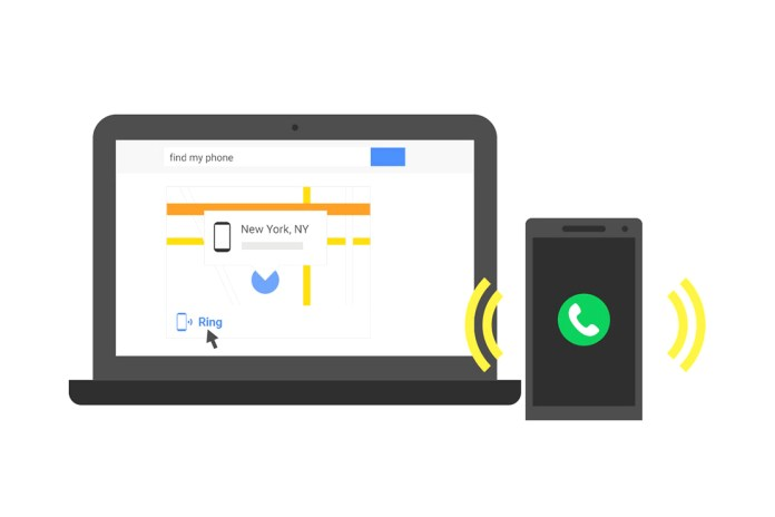 """Google Launches """"Find My Phone"""" App for Android"""