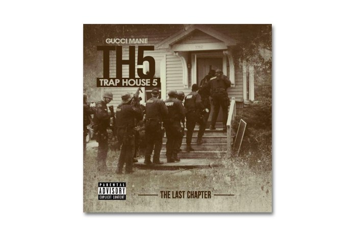 Gucci Mane - Trap House 5: The Final Chapter (Mixtape)
