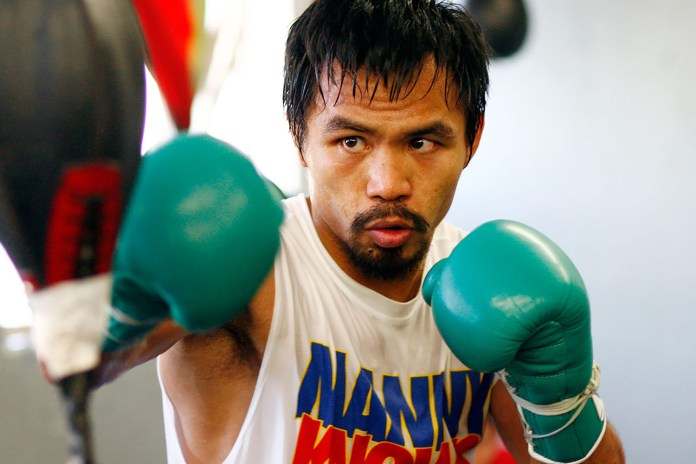 HBO Premieres Mini-Documentary Following Manny Pacquiao as He Prepares for Floyd Mayweather, Jr.
