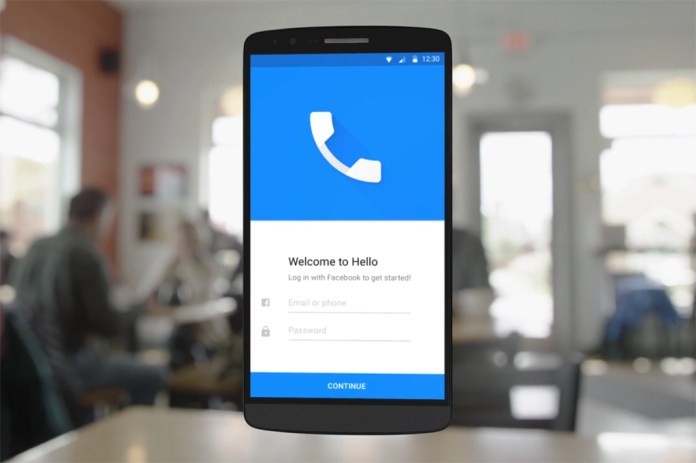 """""""Hello"""" Is a Caller ID and Blocking App Developed by Facebook for Android"""