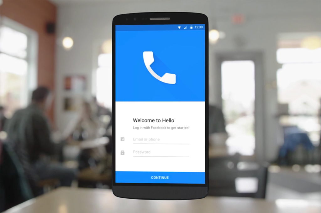 """Hello"" Is a Caller ID and Blocking App Developed by Facebook for Android"