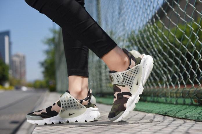 Hiroshi Fujiwara Discredits Rumors of Camo Colorway for fragment design x Nike Sock Dart