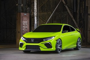 Honda Civic Tenth Generation Concept