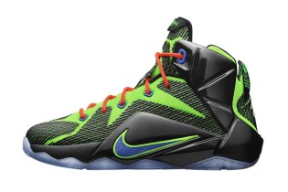 """#hypebeastkids: Nike LeBron 12 GS """"Gamer"""" is Inspired by Xbox"""