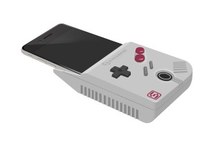 Hyperkin's Smart Boy to Transform Your iPhone 6 Into a Game Boy