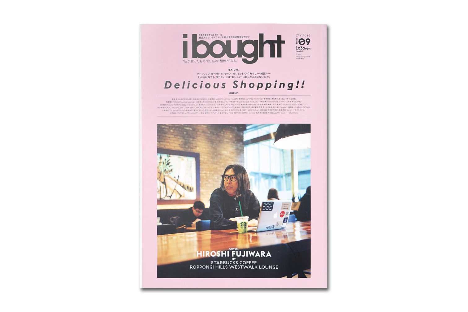 'ibought' Vol. 9