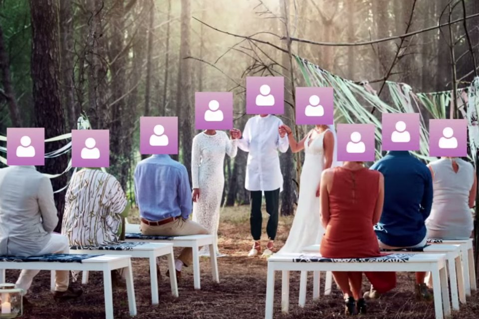 Vr 360 Wedding Ceremony: IKEA Will Launch An Online Wedding Service To Hold Virtual