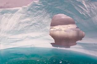 Incredible Aerial Footage of Antarctica by Kalle Ljung