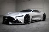 Infiniti Creates the Vision Gran Turismo Concept in Real Life