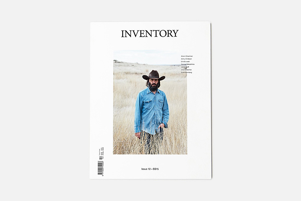 'Inventory Magazine' Issue 12