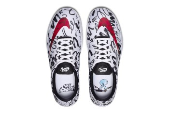 James Jarvis x Nike SB Free