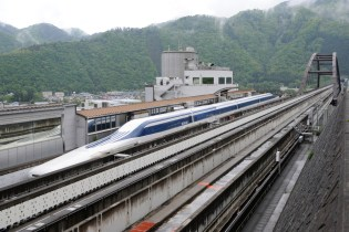 Japan's Maglev Bullet Train Breaks World Record for Fastest Train at 374 MPH