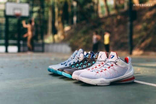 Jordan Brand 2015 NBA Playoffs Collection