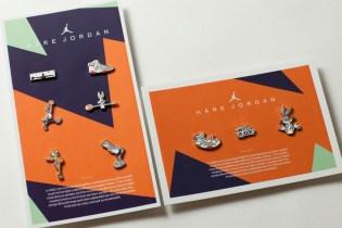 """Jordan Brand Releases """"Hare Jordan"""" 7 Retro & Pins at Flight 23 in Las Vegas"""