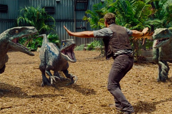 'Jurassic World' Official Global Trailer
