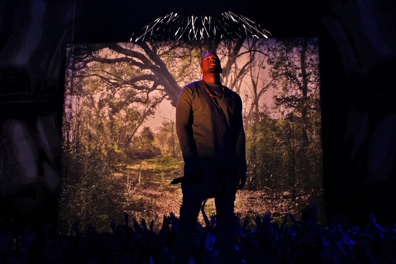 Kanye West Is the Executive Music Producer on Slavery Drama 'Underground'