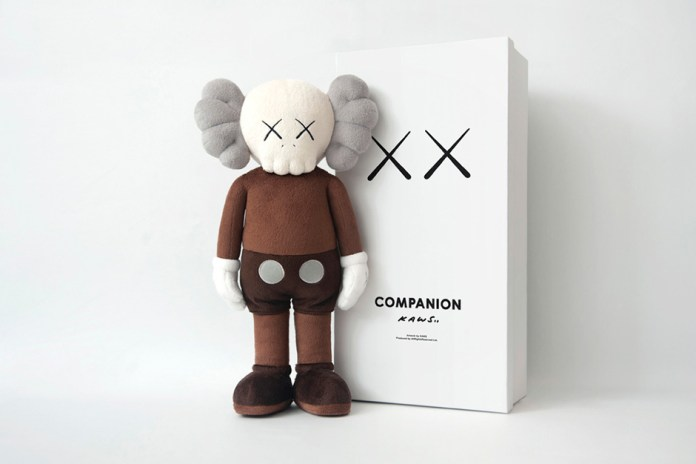 "KAWS ""CLEAN SLATE"" @ Shanghai Times Square & Limited Edition Mini Plush Doll Collection"