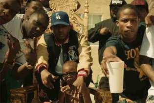 "Kendrick Lamar ""King Kunta"" Music Video"