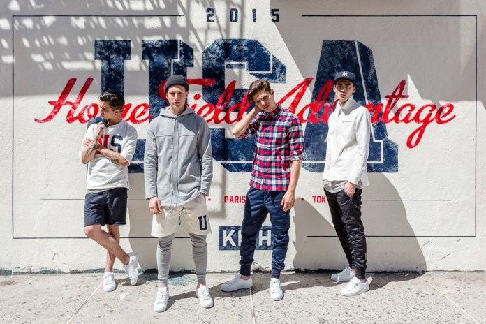 """KITH 2015 Spring """"Home Field Advantage"""" Collection"""