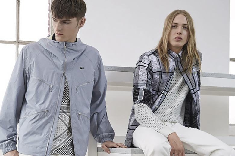 Lacoste L!VE 2015 Spring/Summer Lookbook