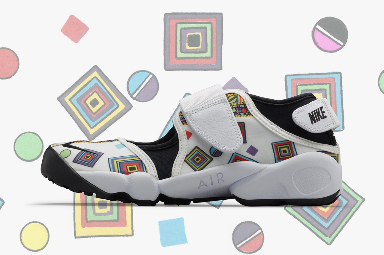 """Liberty x Nike 2015 Summer """"Merlin"""" Collection"""