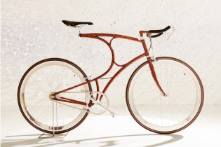 Limited Edition Vanhulsteijn Bicycles on Display at Paul Smith Milano