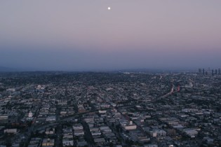"""Los Angeles From Above"" by Patrick Lawler"