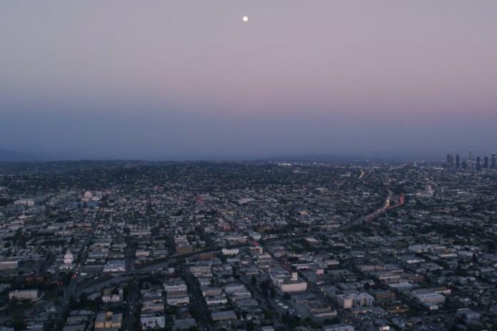 """""""Los Angeles From Above"""" by Patrick Lawler"""