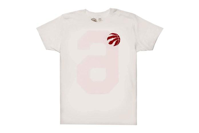 """Lou & The Six"": Drake Unveils Toronto Raptors Playoff T-Shirts"